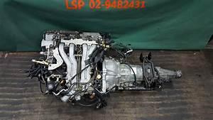 4d68-det Diesel Turbo 2 0l Mt 4wd