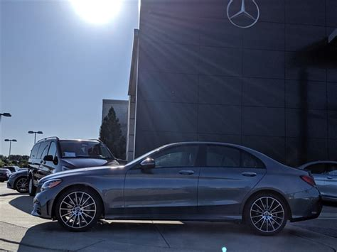Most wonderful place to me. New 2020 Mercedes-Benz C-Class C 300 4D Sedan in ...