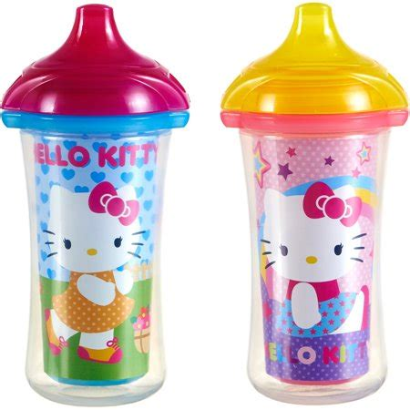 munchkin hello click lock 9 oz insulated sippy cup bpa free 2 count walmart