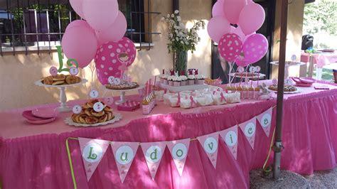 tavoli addobbati per compleanni tavolo compleanno bimba eziadilabio