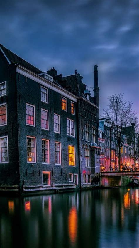 wallpaper amsterdam channel  architecture
