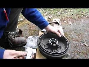 Changer Roulement De Roue Prix : tuto comment changer les roulements de roue arri re sur daewoo lanos youtube ~ Gottalentnigeria.com Avis de Voitures