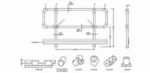 Frp  Grp Handrail Fittings  U2013 Anti