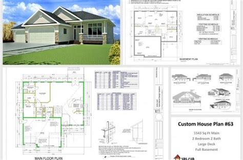 a complete house plan with it elevation house floor plans