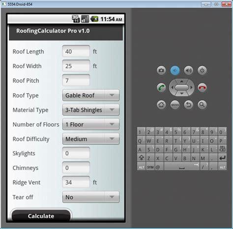 roof calculator top 28 shingle calculator roofing calculator iphone app app decide roofing material
