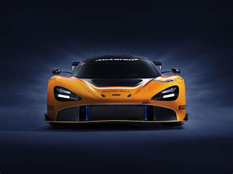 Mclaren 720s Gt3 Announced With A $564,000 Price Tag