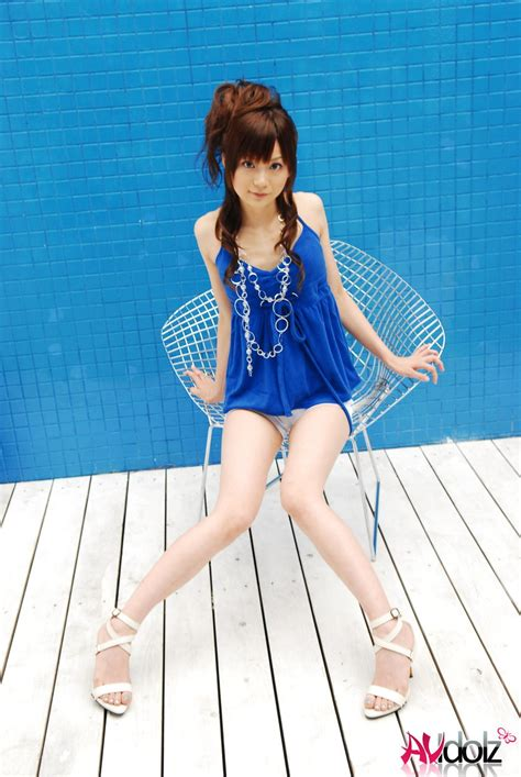 Skinny Japanese Teen Poses On Cam Somewhere In Private