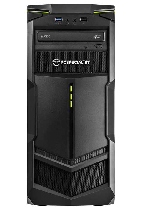 PCSPECIALIST - Configura la R6 Elite PC secondo i tuoi