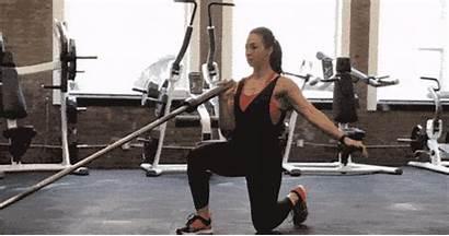 Landmine Workout Shape Fitness Workouts Magazine