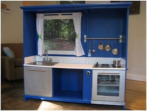 tv cabinet made into play kitchen transform an tv cabinet into a play kitchen for your 9497