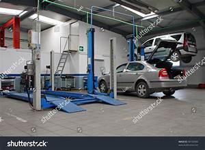 Cars At Modern Car Service Stock Photo 40192900   Shutterstock