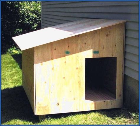 large dog house plans  dogs pet animals  gdxdxep small dog house large