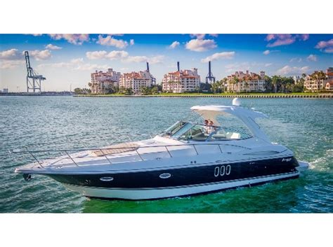 Cruiser Boats For Sale In Miami by Cruisers Yachts 420 Express Boats For Sale In Miami Florida