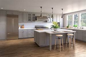 light gray kitchen design decoration With kitchen colors with white cabinets with yankee candle sampler holder