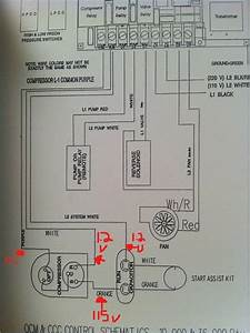 Copeland Compressor Wiring Diagram