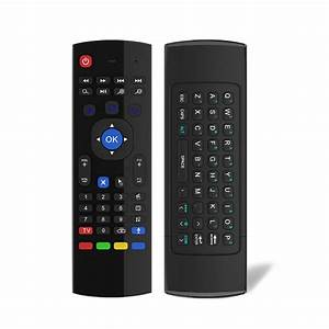 Android Tv Box Remote Control Instructions