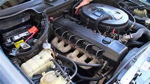 Mercedes Straight 6 Engine Vs  V6 Engine