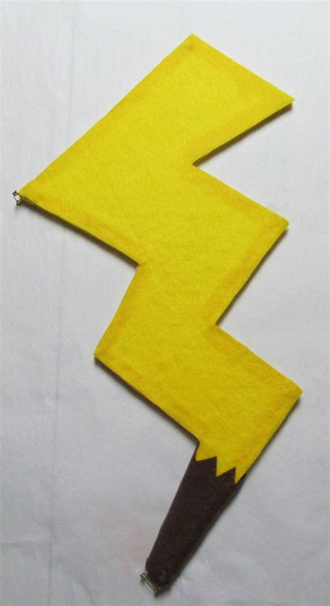 Pikachu Tail 25 Best Ideas About Pikachu Tail On Pinterest Pikachu
