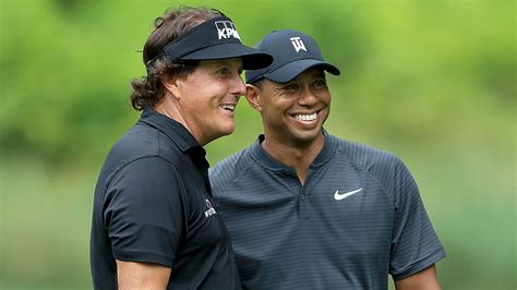 Tiger Woods vs. Phil Mickelson: Head-to-head record, all ...