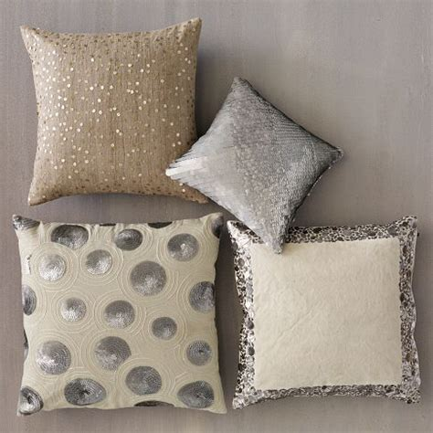 Sparkly Pillows by This Home Sequin Pillow Sparkly Pillows Home Decor
