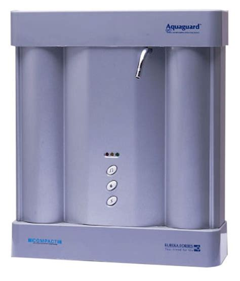Eureka Forbes Aquaguard Compact Water Purifiers Price in