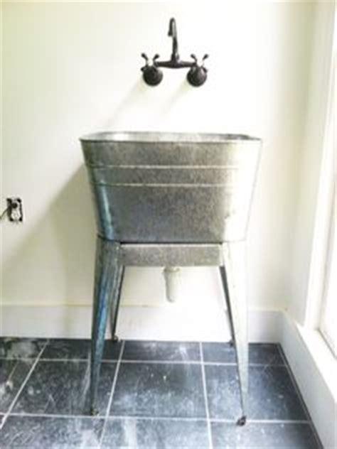 images  galvanized tub sinks  pinterest