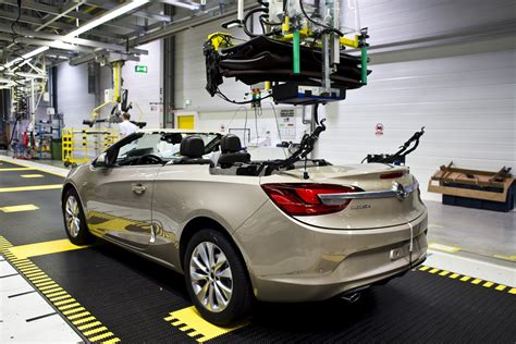 Opel Productions by Gm Opel Gliwice Plant Pictures Gm Authority