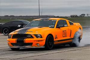 Modified Shelby GT500 Super Snake does 220 mph in the standing mile | Mustang News