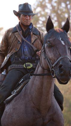 cowboy arthur morgan red dead redemption  video game