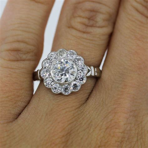 how to buy an antique engagment ring raymond lee