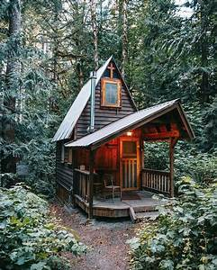 All I Need is a Little Cabin in the Woods (26 Photos ...