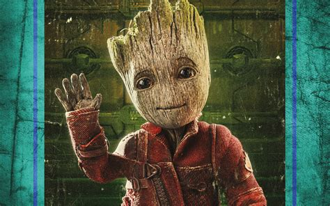 Download 3840x2400 Wallpaper Baby Groot, Guardians Of The