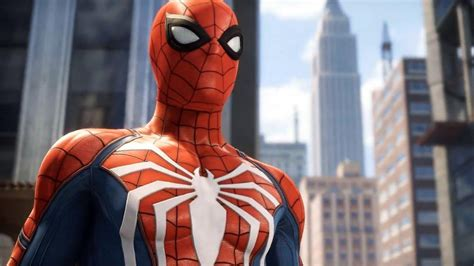 Spider-man Ps4 Includes Photo Mode, Excludes