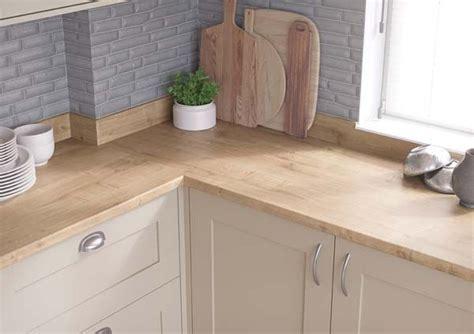 kitchen worktop lights arlington oak kitchen worktop for light airy 3523