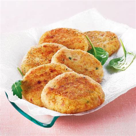 recette de cuisine weight watchers croquette de jambon aux herbes recipe