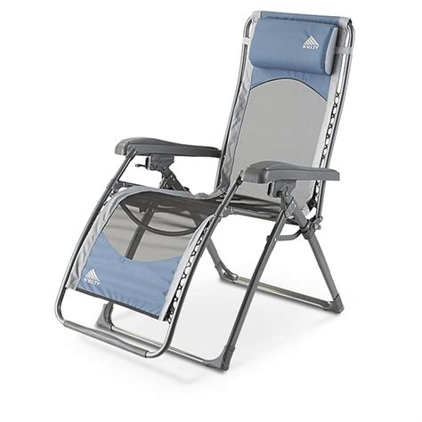 kelty 174 deluxe zero gravity lounger 177847 chairs at