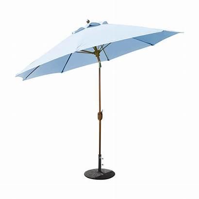 Umbrella Patio Sunbrella Tilt Aluminum Ft Galtech