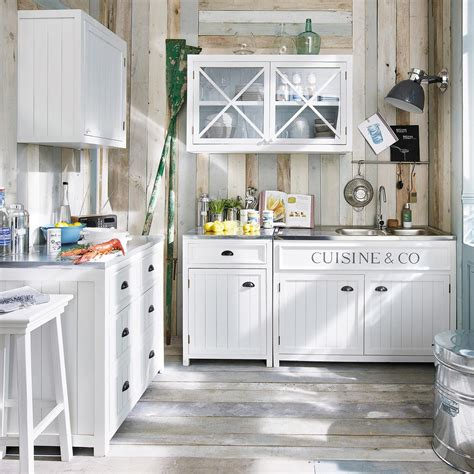 meuble haut de cuisine ouverture gauche en bois blanc l 60
