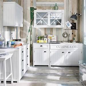 Maison Du Monde Küche : cucina maison du monde con isola centrale arredamento shabby ~ Bigdaddyawards.com Haus und Dekorationen