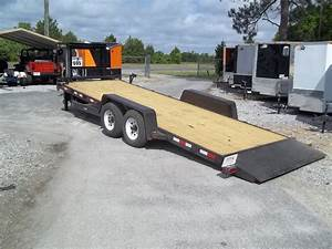 24 U0026 39  Tilt Deck Gooseneck Low Profile Trailer