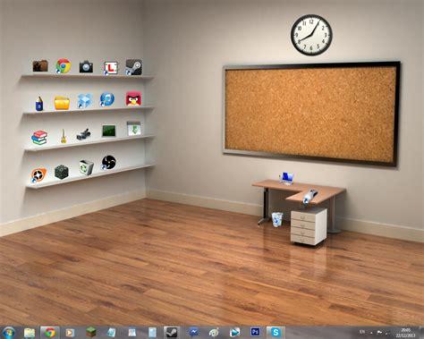 computer desks desk and shelves desktop wallpaper wallpapersafari