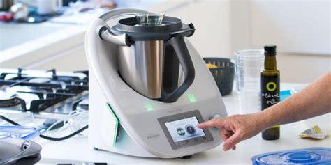 thermomix el robot de cocina aleman  es  exito de