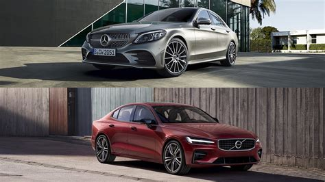 comparison  volvo    mercedes  class top