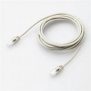 Gigabit And Straw Or Lan Cable  Cat6 Conformity   Lg3