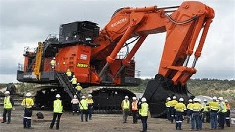 youtube monster truck video biggest heavy equipment construction machine in the world