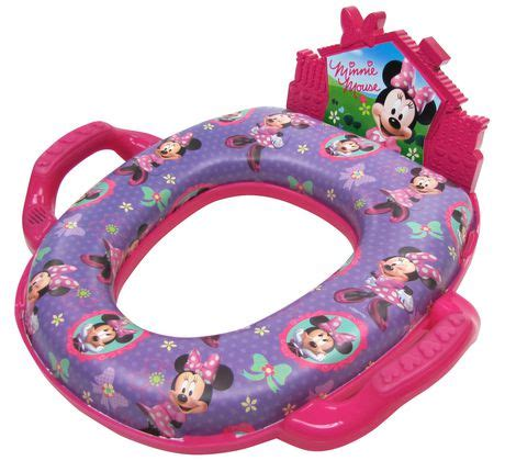Minnie Mouse Potty Chair Walmart by Disney Minnie Deluxe Potty With Sound Walmart Ca