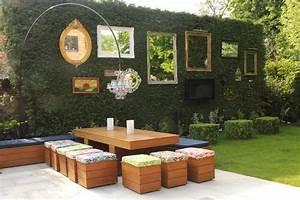 design ideas for outdoor privacy walls screen and With charming couleur pour un couloir 7 decoration murale en bois use