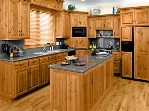 Pine Kitchen Cabinets Pictures, Options, Tips & Ideas