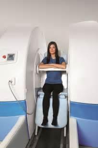 Open MRI Machine Claustrophobic