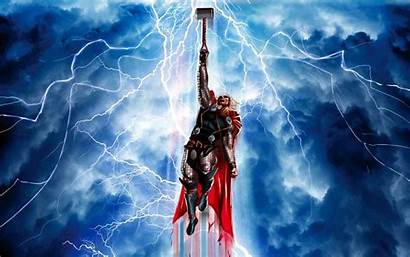 Thor Hammer Wallpapers